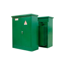 Combined transformer (American box type transformer)